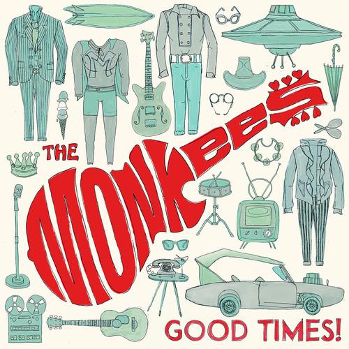 The Monkees - Good Times! [Vinyl]