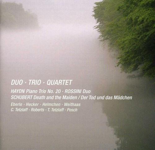 Duo Trio Quartet