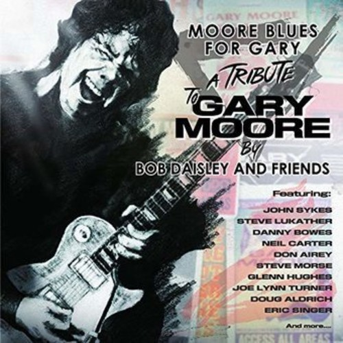 Moore Blues For Gary