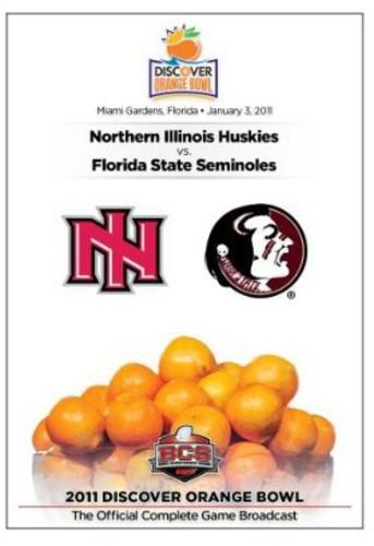 2013 Discover Orange Bowl