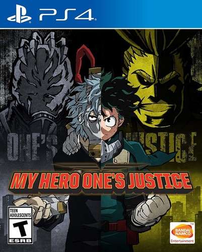 - My Hero One's Justice for PlayStation 4