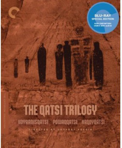 The Qatsi Trilogy (Criterion Collection)