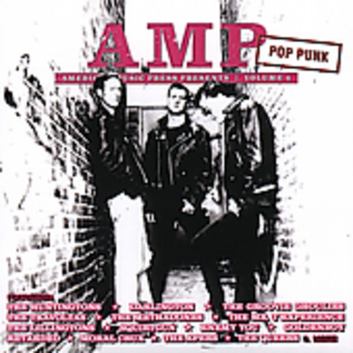 AMP Magazine Presents: Pop Punk, Vol. 4
