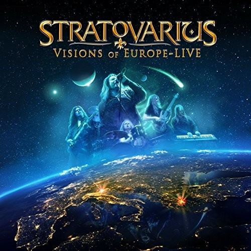 Visions Of Europe (Live)
