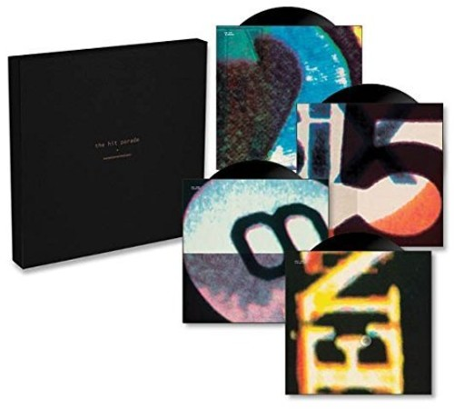 The Wedding Present - Hit Parade 4x10inch Box Set (10in) (Box) [Remastered]