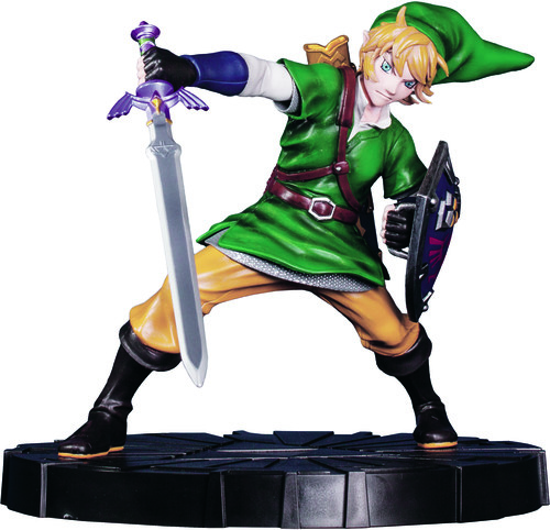 - Legend of Zelda Skyward Sword Figure: Link