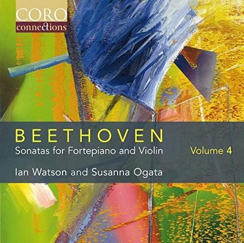 Sonatas for Fortepiano & Violin 4