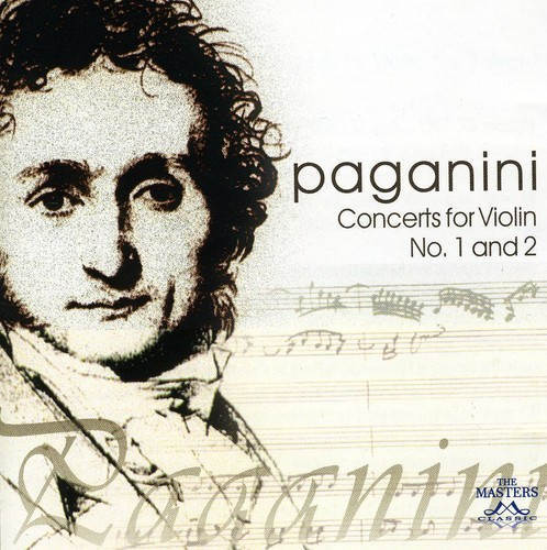 Concertos for Violin 1-2