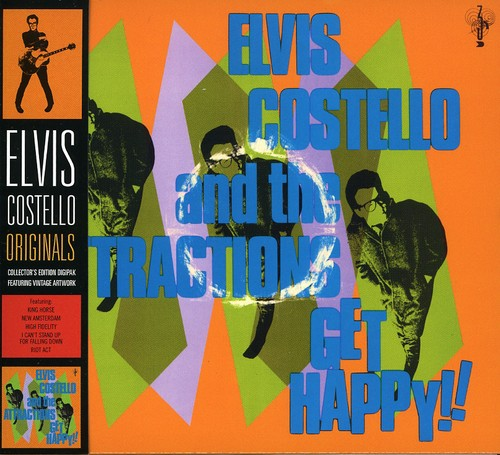 Elvis Costello - Get Happy
