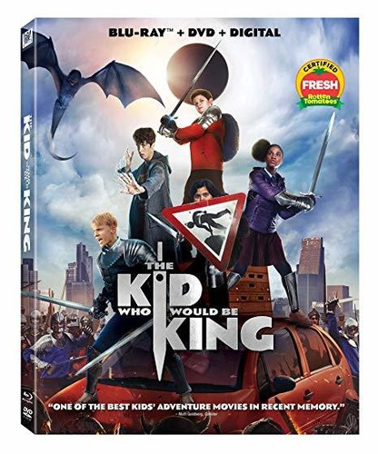 The Kid Who Would Be King [Movie] - The Kid Who Would Be King