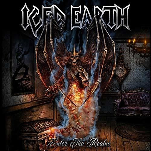 Iced Earth - Enter The Realm EP [Import Limited Edition Vinyl]
