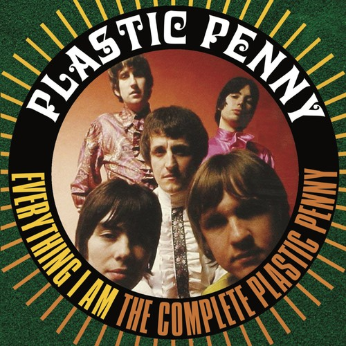 Plastic Penny - Everything I Am: Complete Plastic Penny