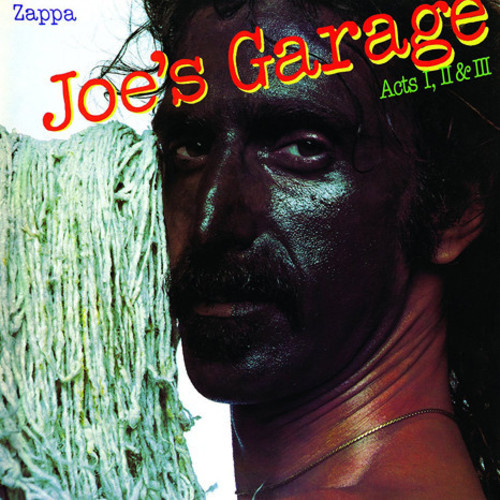 Frank Zappa - Joe's Garage [3 LP]