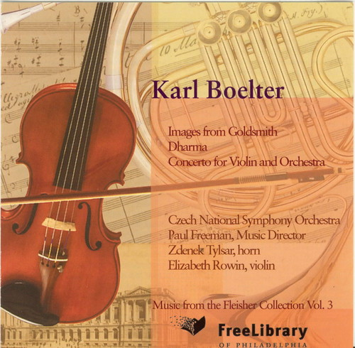 Music from the Fleisher Collection 3