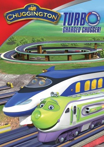 Chuggington: Turbo Charged Chugger