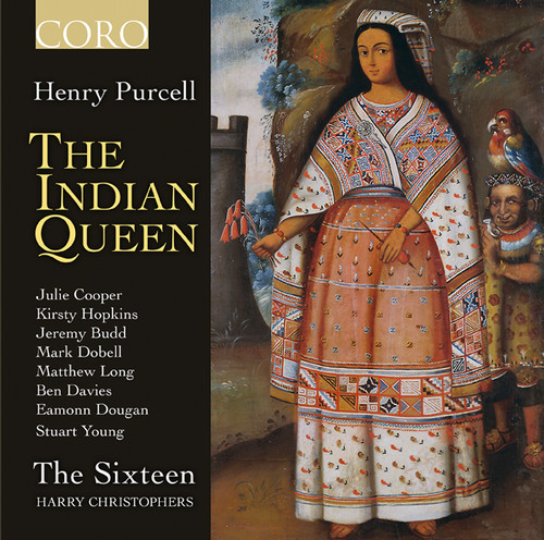 The Sixteen - Indian Queen (Jewl)