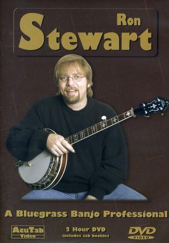 Ron Stewart-A Bluegrass Banjo Professional