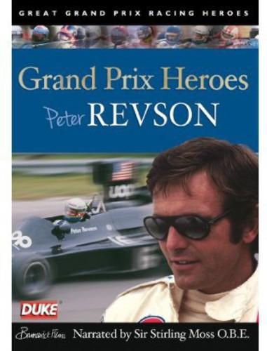 Peter Revson: Grand Prix Hero