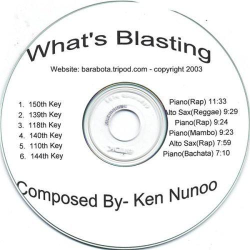 Ken Nunoo - Whats Blasting