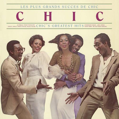 Les Plus Grands Succes De Chic - Chic's Greatest Hits