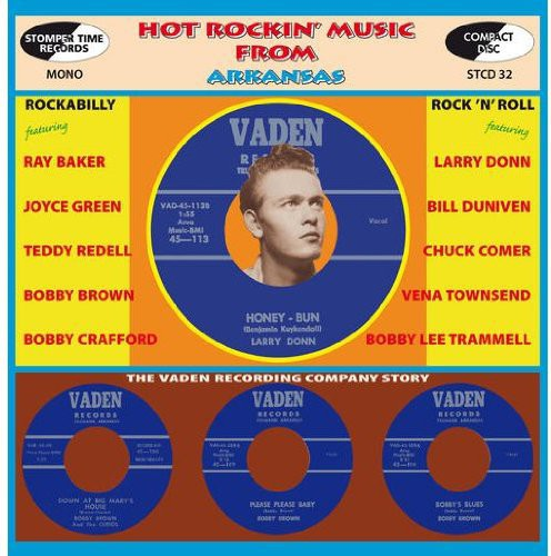 Hot Rockin Music from Arkansas /  Various [Import]