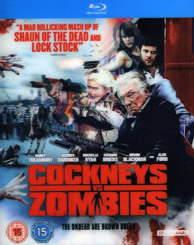 Cockneys Vs Zombies [Import]