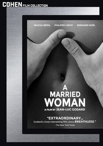 A Married Woman (Une Femme Mariee)