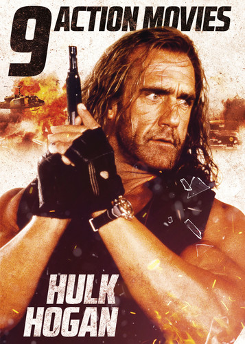 9-Action Movies Featuring Hulk Hogan and Jesse Ventura