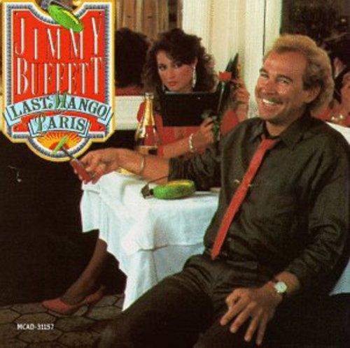 Jimmy Buffett-Last Mango in Paris