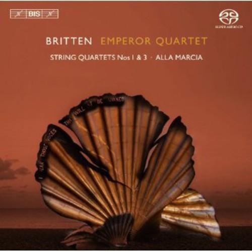 String Quartets Nos 1 & 3