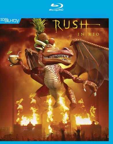 Rush - Rush in Rio