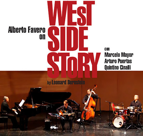 Alberto Favero On West Side Story