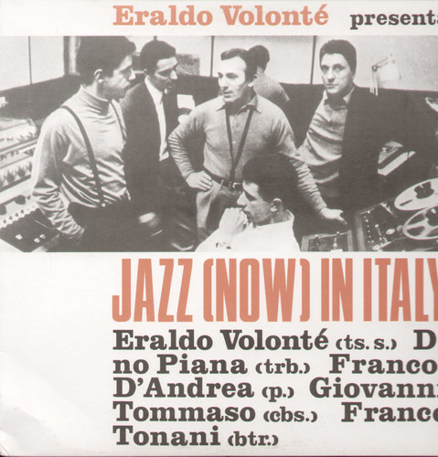 Jazz (Now) in Italy
