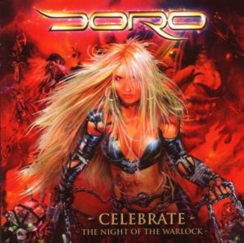 Celebrate: Night of the Warlock [Import]