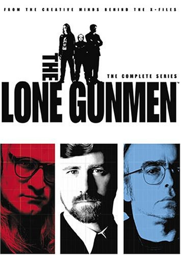 The Lone Gunmen: The Complete Series