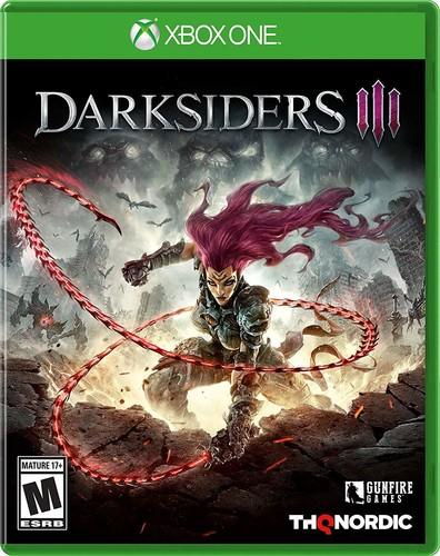 - Darksiders 3