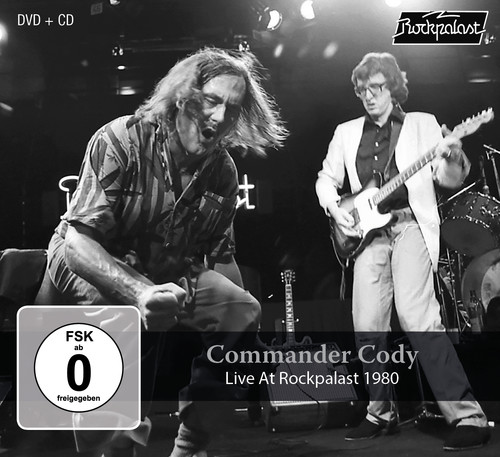 Commander Cody - Live At Rockpalast 1980