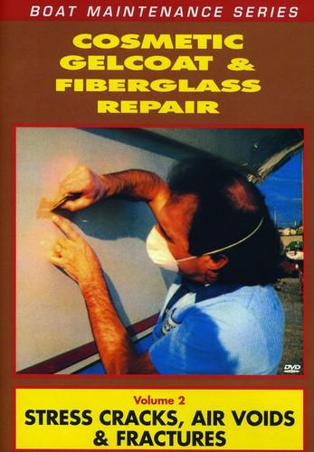 Cosmetic Gelcoat and Fiberglass Repair: Cracks Air Voids and Fracture
