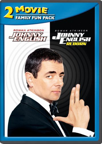 Johnny English [Movie] - Johnny English 2-Movie Family Fun Pack