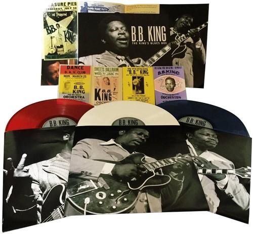B.B. King - King's Blues Box
