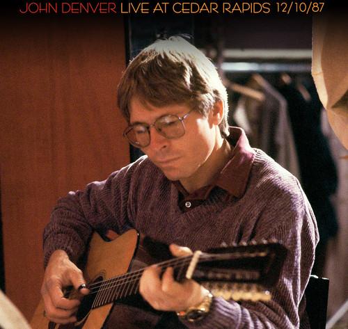 John Denver-Live at Cedar Rapids 12/10/87