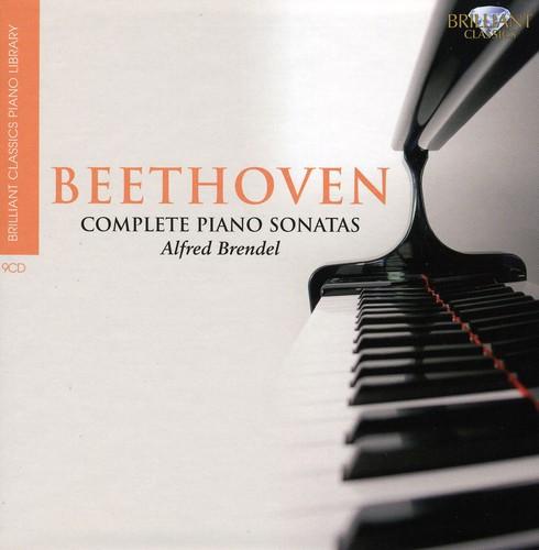 Brilliant Classics Piano Library: Sonatas 1-32