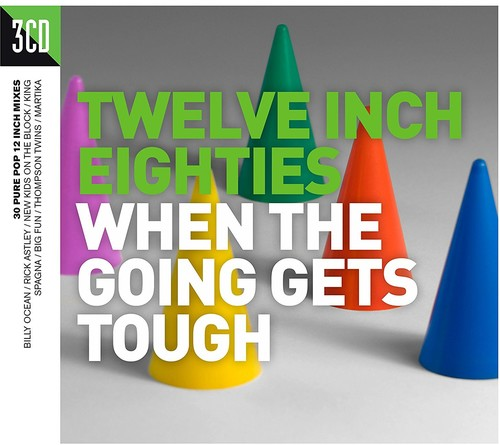 Twelve Inch 80S: When The Going Gets Tough /  Various [Import]