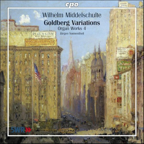 Organ Works 4 /  Goldberg Variations Arranged Organ