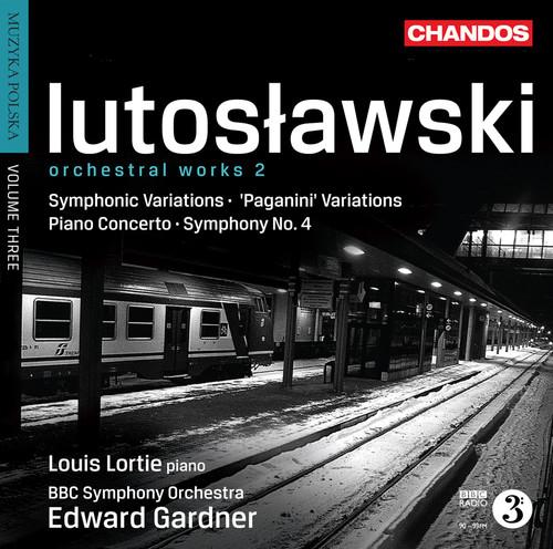 Edward Gardner - Orchestral Works 2