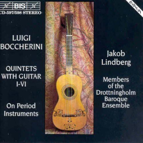 Guitar Qnts-Lindberg