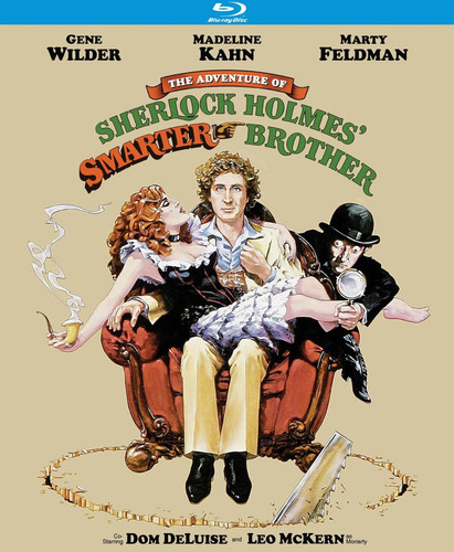 Adventure of Sherlock Holmes Smarter Brother - The Adventure of Sherlock Holmes' Smarter Brother