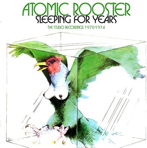 Sleeping For Years: Studio Recordings 1970-1974 [Import]