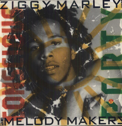 Ziggy Marley - Conscious Party [LP]