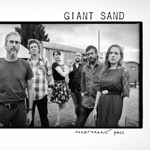 Giant Sand - Heartbreak Pass [Limited Edition Vinyl]